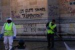 """五个关键数字 解读法国""""黄背心""""运动"""